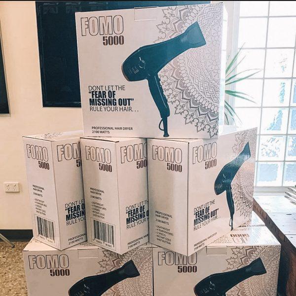 Fomo 5000 hair dryer